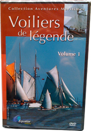 Voiles de Legende vol.1