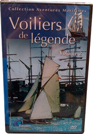Voiles de legende vol.2