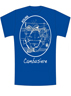T-Shirt Cambusiere (colore Royal)
